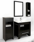 Virtu USA 32in Single Bathroom Vanity Set Masselin VU-ES-2432-C-ES