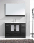 "Virtu USA 48"" Single Bathroom Vanity Zola in Espresso VU-MS-6748-C-ES"