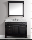 Virtu USA 48in Single Bathroom Set Huntshire Manor VU-MS-2948-WM-DW