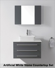 Virtu USA Ivy Grey 32in Single Bathroom Set VU-UM-3057-GR