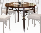 Walnut Finish Dining Table Barry by Acme Furniture AC70570