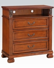 Walnut Finish TV Console Manfred by Acme Furniture AC22777