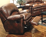 Walter Leather Rocker Recliner CO600333