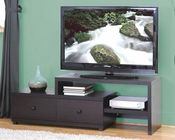 Warehouse Interiors Blythe Modern Asymmetrical TV Stand BS-V-2DWTV