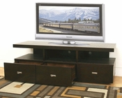 Warehouse Interiors Nardo Wood Modern TV Stand BS-NA107