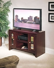 Whalen Entertainment TV Console in Cherry Wood GO-DMECON-CH