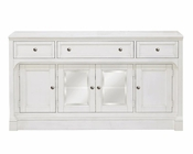 White Console Laurel Garden by Magnussen MG-E3272-05