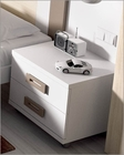 White Night Stand Made in Spain 33170H520