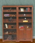 Winners Only Americana Bookcases WO-JM132BR-132BDR