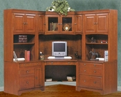Winners Only Americana Corner Home Office Set WO-JM132