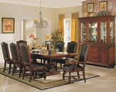 Winners Only Ashford 9 Pieces Dining Room Set WO-DA44100s1