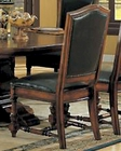 Winners Only Ashford Leather Back Side Chair WO-DA450S (Set of 2)