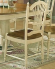 Winners Only Cottage Sheaf Back Side Chair WO-DC551SHB (Set of 2)