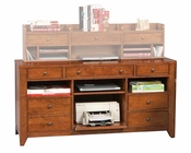 Winners Only Credenza with PC Storage and Center Drawer WO-GT260S