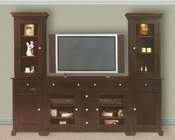 Winners Only Espresso Entertainment Center WO-TM-2