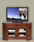 Winners Only Glass Door Corner TV Cabinet WO-TTC155WB