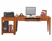 Winners Only Home Office Set with Corner Desk WO-GT260-3