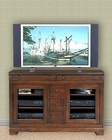 Winners Only Plasma TV Console in Dark Oak WO-TW154