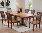 Winners Only Solid Wood Dining Set Santa Barbara