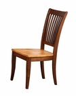 Winners Only Solid Wood Slat Back Side Chair Santa Barbara