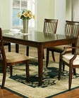 Winners Only Topaz Cherry Dining Table WO-DTC24278
