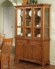 Winners Only Topaz Cinnamon Buffet/Hutch WO-DT2560B-H