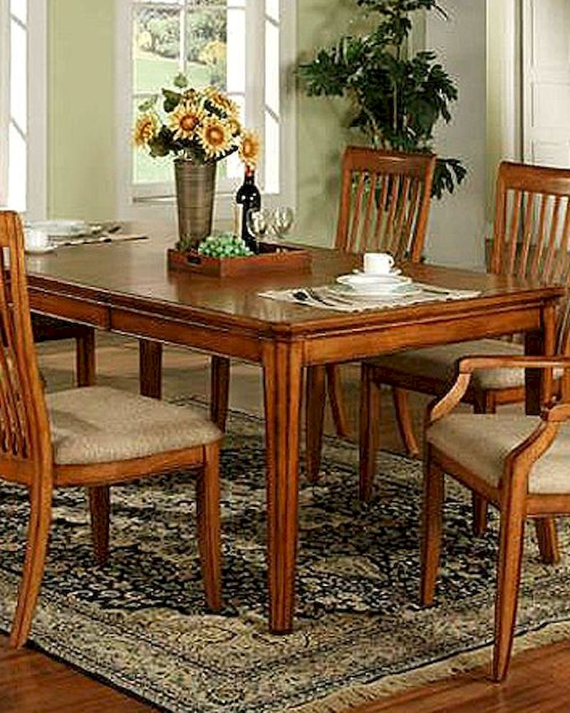 Winners Only Topaz Cinnamon Dining Table Wo Dt24278