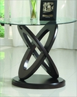 Wood Base End Table Firth by Homelegance EL-3401W-04