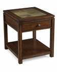 Wood End Table Gemini by Magnussen MG-T3040-03