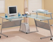 Wrightwood L-Shape Computer Desk CO7171