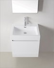 Zuri White 24in Single Bathroom Vanity by Virtu USA VU-JS-50324-GW-PRT