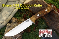Bravo-1.25 Outdoor Knife CPM 3V Steel