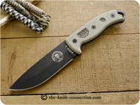 ESEE Knives: 5P KNIFE ONLY, Black