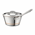 All-Clad Copper Core 2.5 Qt Windsor w/Lid - 6212-5SS