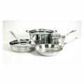 All-Clad Copper Core 7-Pc Cookware Set - 6000-7SS