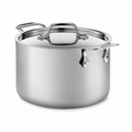 All-Clad d5 Brushed Stainless 4 Qt. Soup Pot w/Lid - BD552043