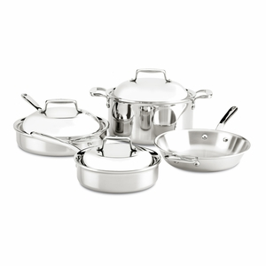 All-Clad d7 Stainless 7-Pc Set - SD70007