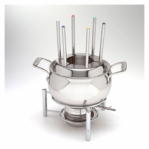 All-Clad Fondue Pot w/Ceramic Insert - 59936