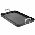 "All-Clad Hard Anodized 13"" x 20"" Nonstick Grande Griddle - 3020"