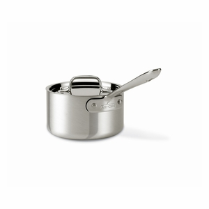 All-Clad Master Chef 2 - 1.5 Qt. Sauce Pan w/Lid - 7201-5