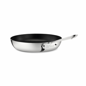 "All-Clad Stainless Steel 11"" Nonstick French Skillet - 4111NSR2"