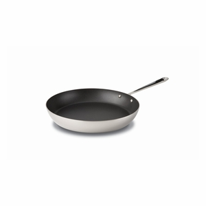 "All-Clad Stainless Steel 13"" Nonstick French Skillet - 4113NSR2"
