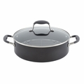 Anolon Advanced - 5.5 Qt. Covered Braiser w/Round Rack - 83488