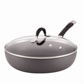 "Circulon Momentum - 12"" Covered Nonstick Deep Skillet - 83742"