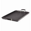 "Circulon Momentum - 18"" x 10"" Nonstick Double Burner Griddle - 83740"