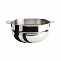 Cristel Casteline Removable Handle - 3 Qt Bain-marie Insert - EBM20Q