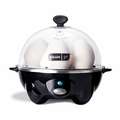 Dash Rapid 6 Egg Cooker - Black - DEC005BK