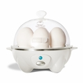 Dash Rapid 6 Egg Cooker - White - DEC005WH
