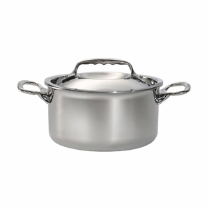 de Buyer Affinity 11 Qt. Stewpan - Stainless Steel - 3742.28