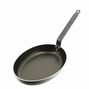 "de Buyer Choc 14-1/8"" Oval Non-Stick Fry-Pan - 8181.36"